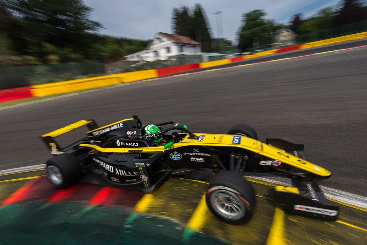 Photo of F-Renault Eurocup – Caio Collet volta às pistas animado para etapa de Nurburgring