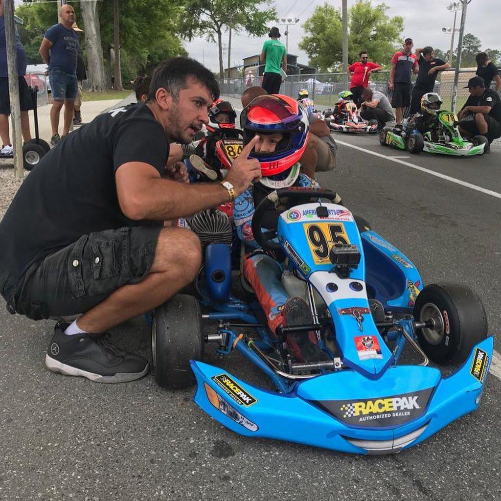 Photo of Kart – Enzo Vidmontiene disputa etapa final do SSKC para garantir título no kart americano em Ocala