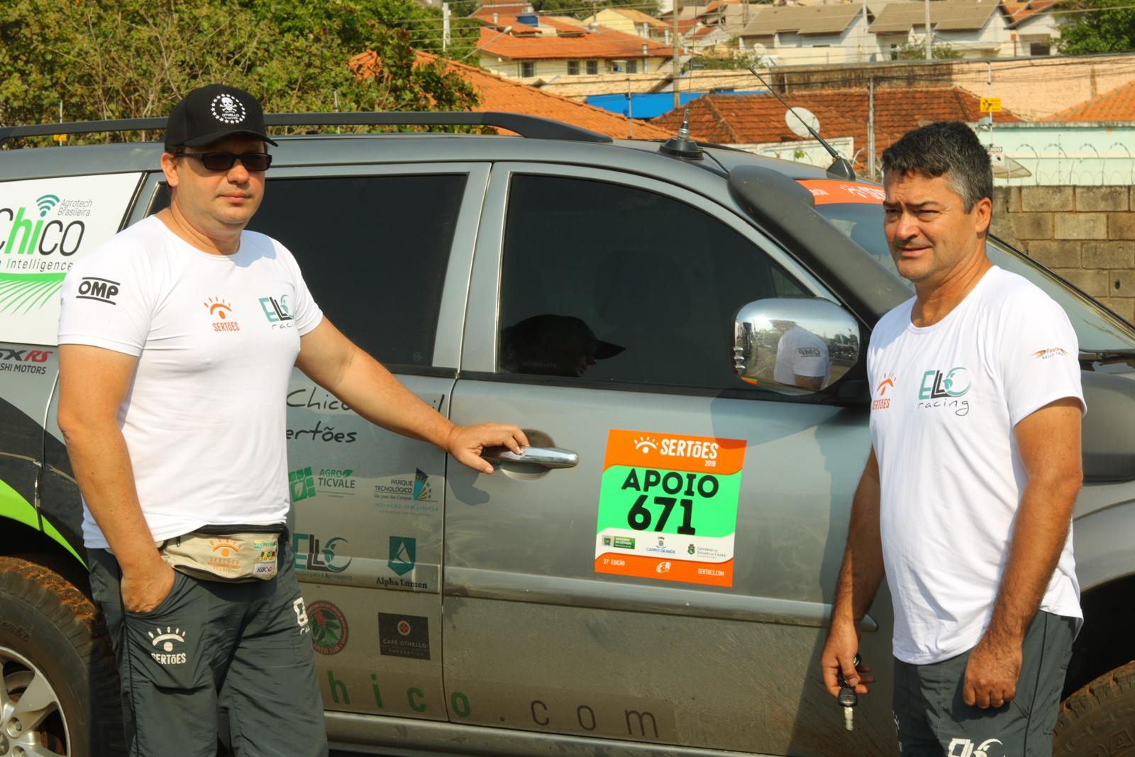 Photo of Rally – Sertões 2019: Ello Racing segue com o Projeto Chico Brasil
