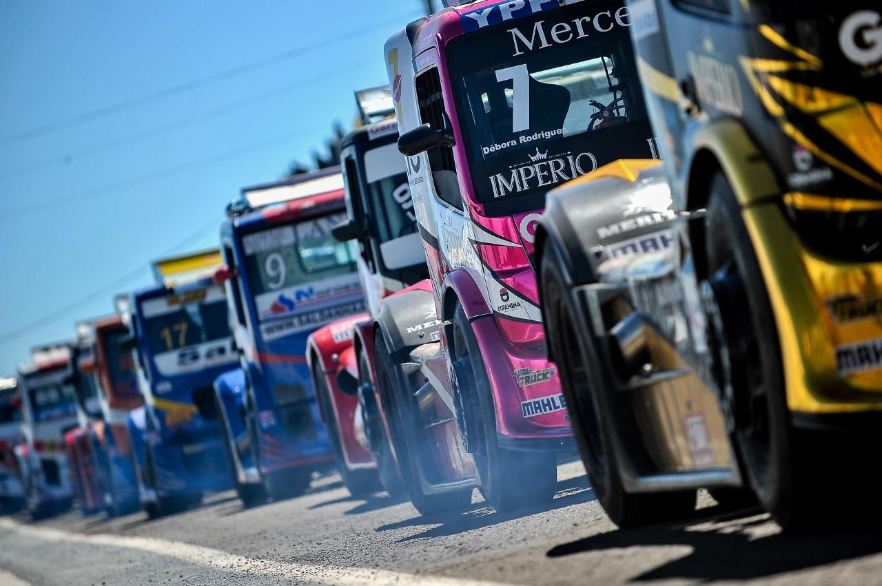 Photo of Truck – Beto Monteiro é o pole position em Rivera