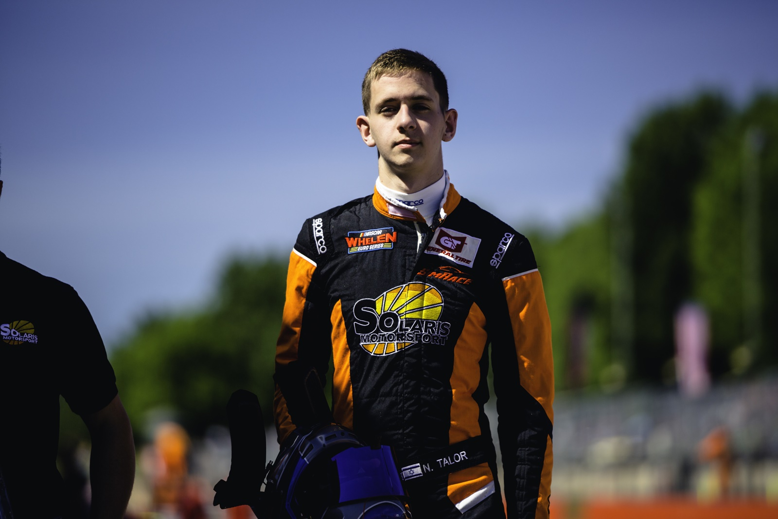 """Photo of Euro Nascar – Talor: """"Graças NASCAR, agora eu quero fazer valer o meu trabalho!"""""""