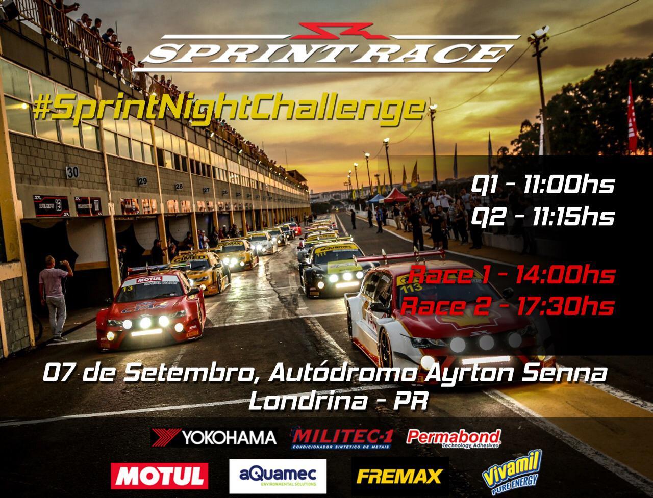 Photo of Sprint Race – Chegado o dia da grande  atração em Londrina (PR) no feriado de 07 de setembro