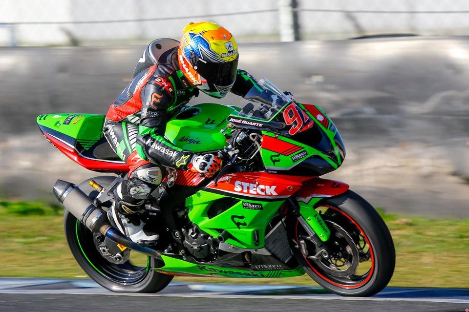 Photo of Superbike Brasil – Depois de pódio, José Duarte mostra animação para etapa de Curitiba