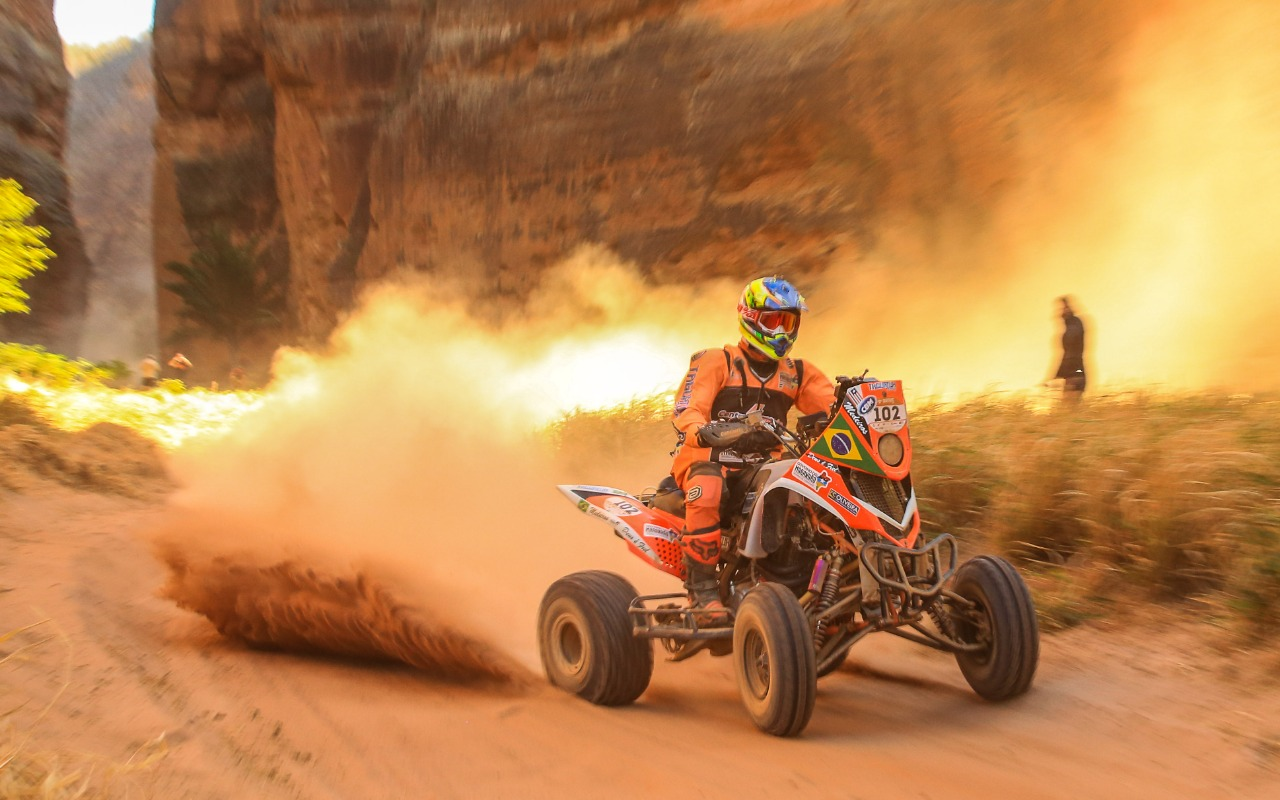 Photo of Rally – Marcelo Medeiros conquista o tricampeonato do Sertões 2019 nos quadriciclos.