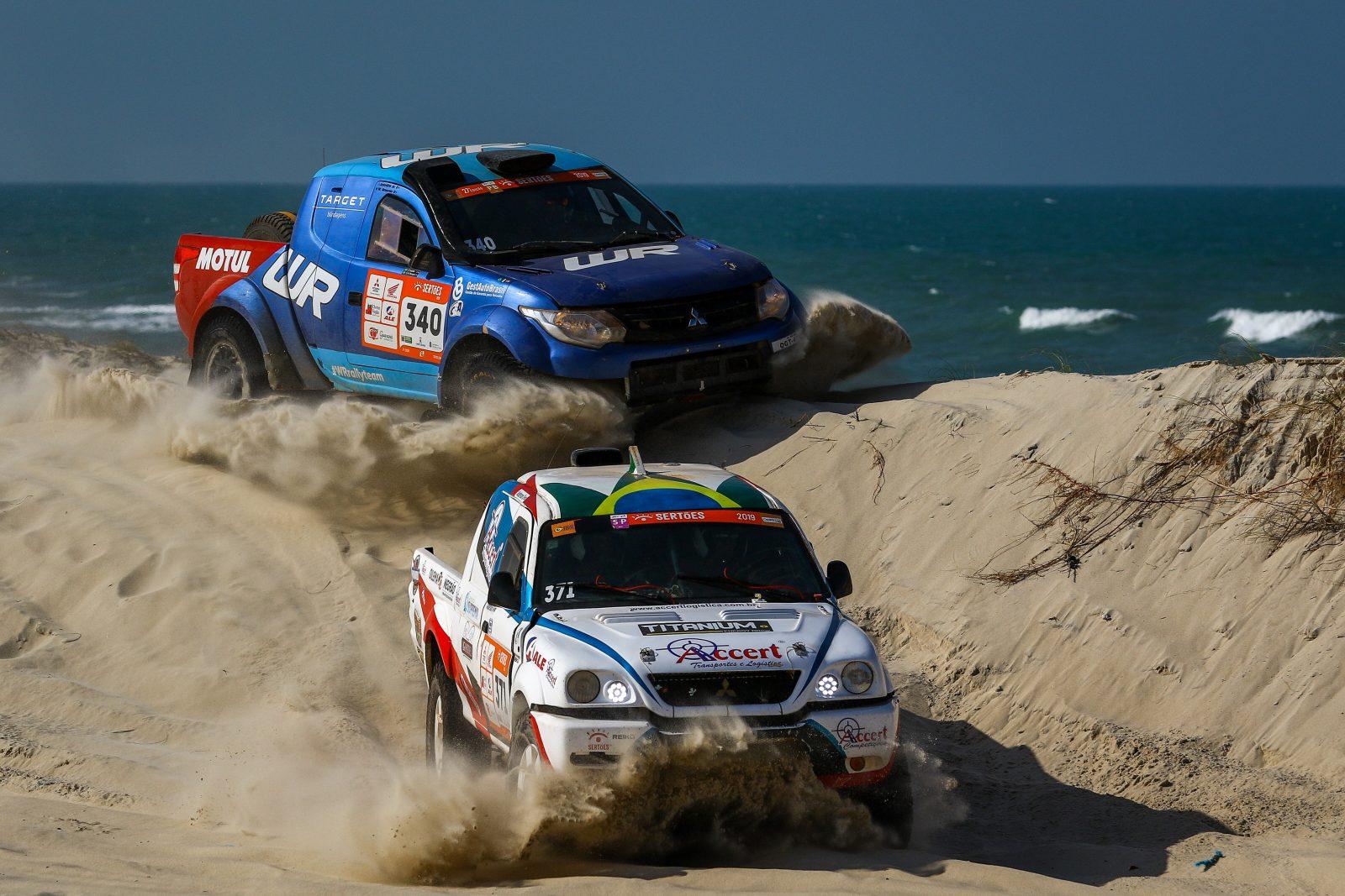Photo of Rally – Cristiano Rocha e Anderson Geraldi são vice-campeões na Super Production dos Sertões 2019