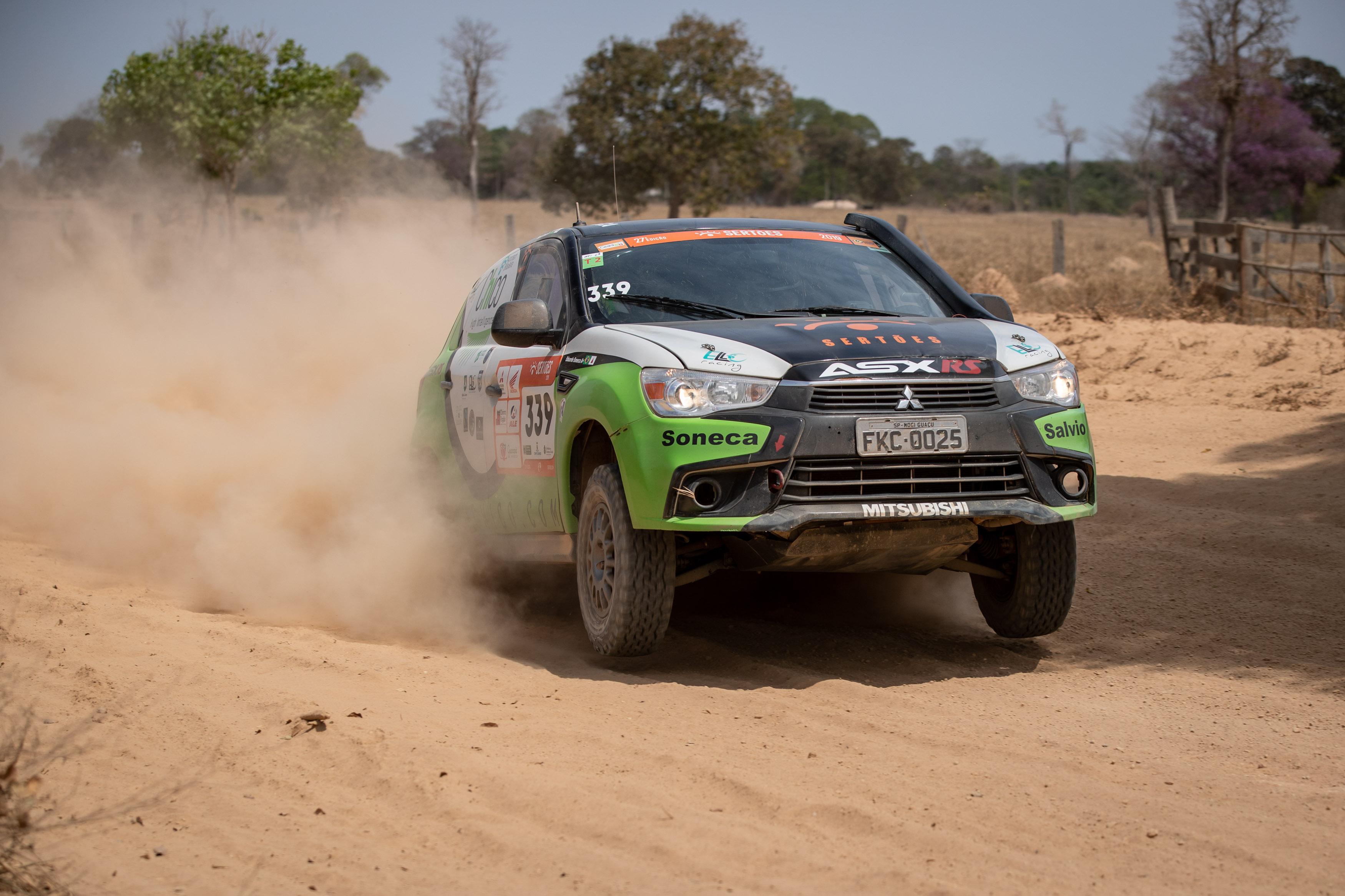 Photo of Rally – Ello Racing encerrou o Sertões com a doação de centenas de brinquedos e acesso digital