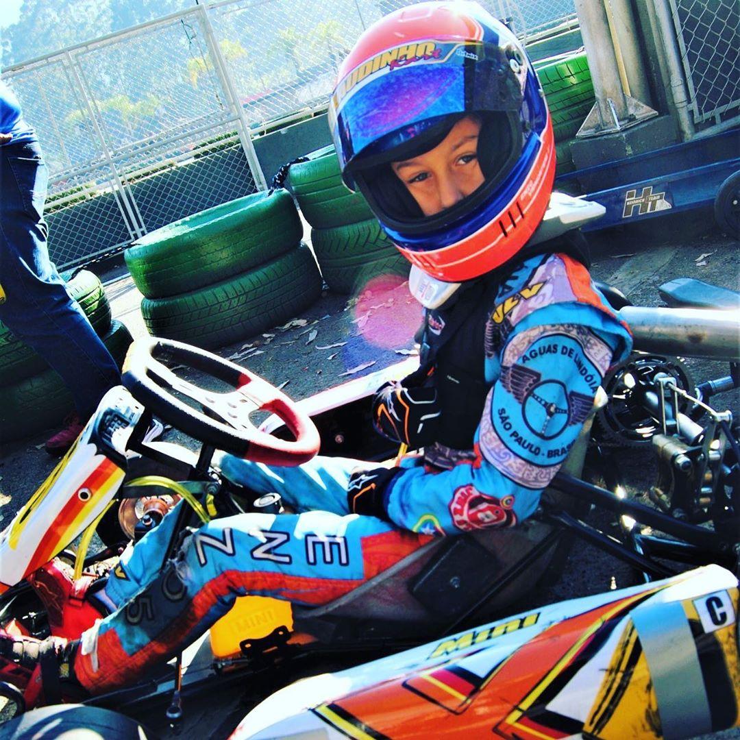 Photo of Kart – Enzo Vidmontiene sacramenta título no kartismo americano em Ocala com apenas 9 anos