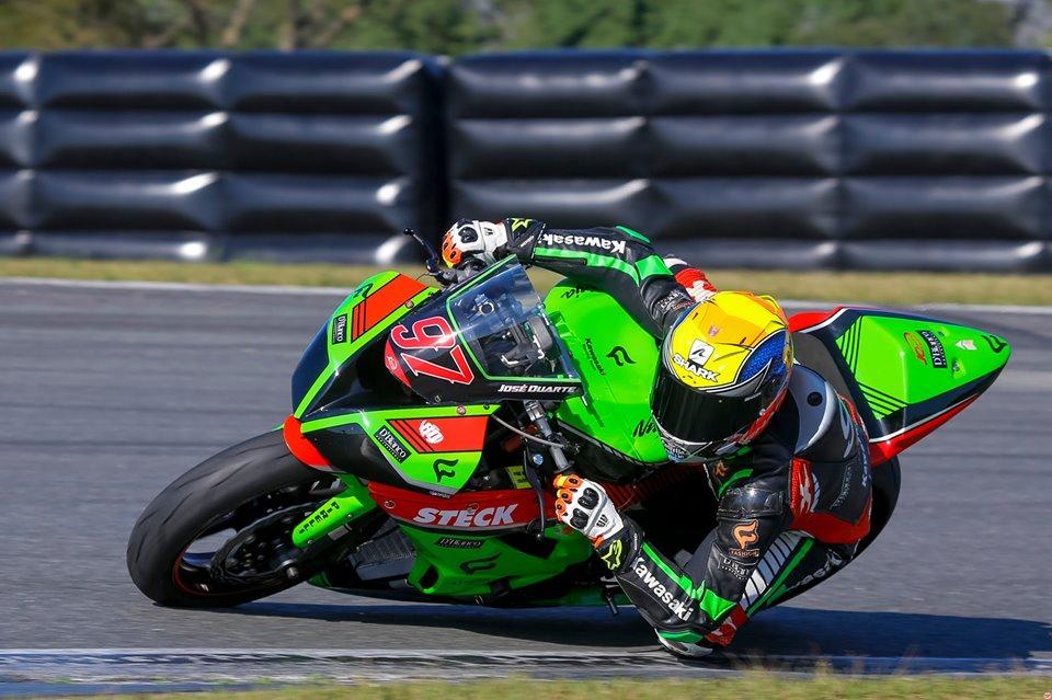 Photo of Superbike Brasil – José Duarte sai de Curitiba com o segundo lugar na SuperSport 600