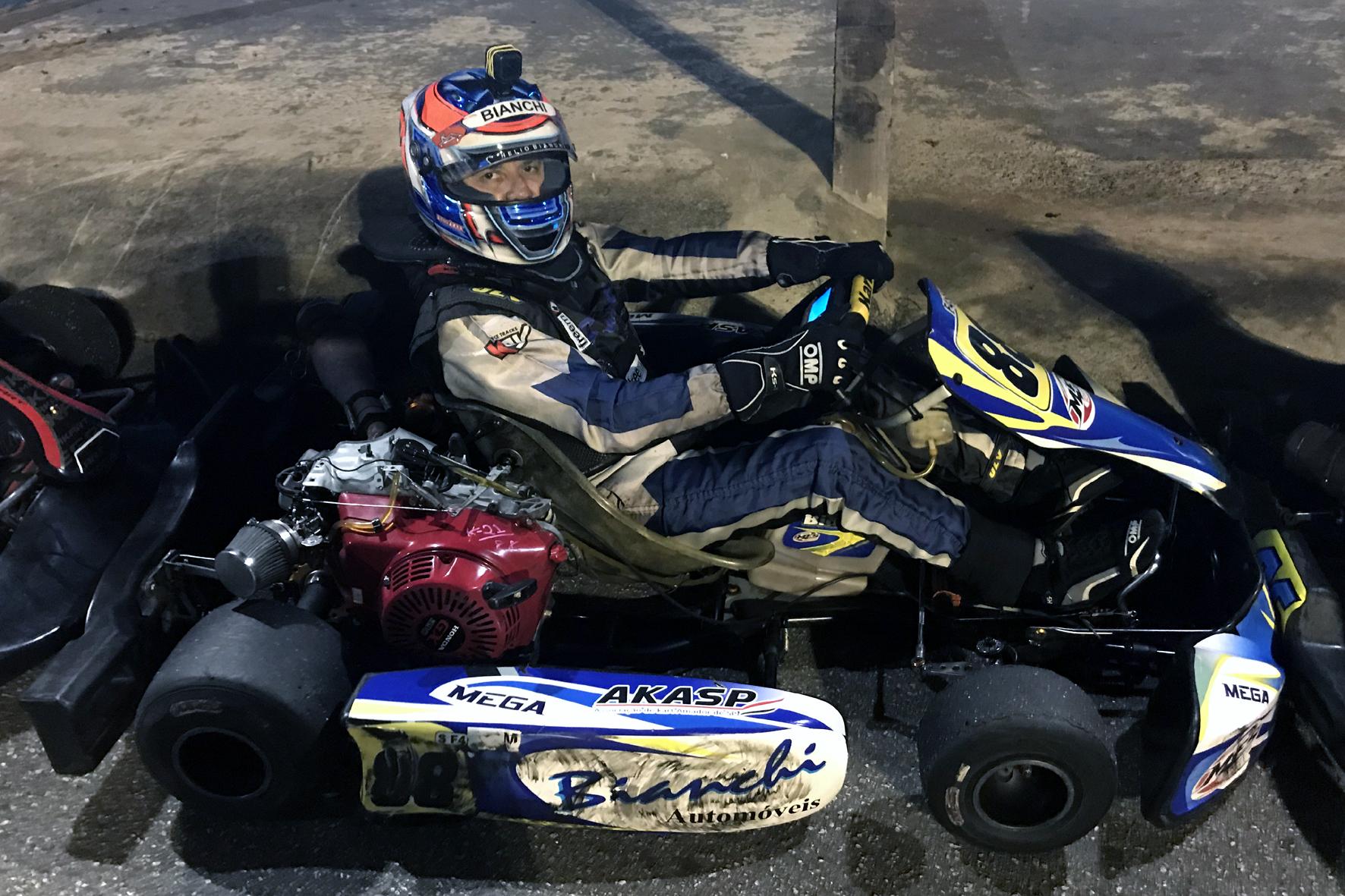 Photo of Kart – Akasp apresenta o 11º vencedor da temporada: Eder Ayres