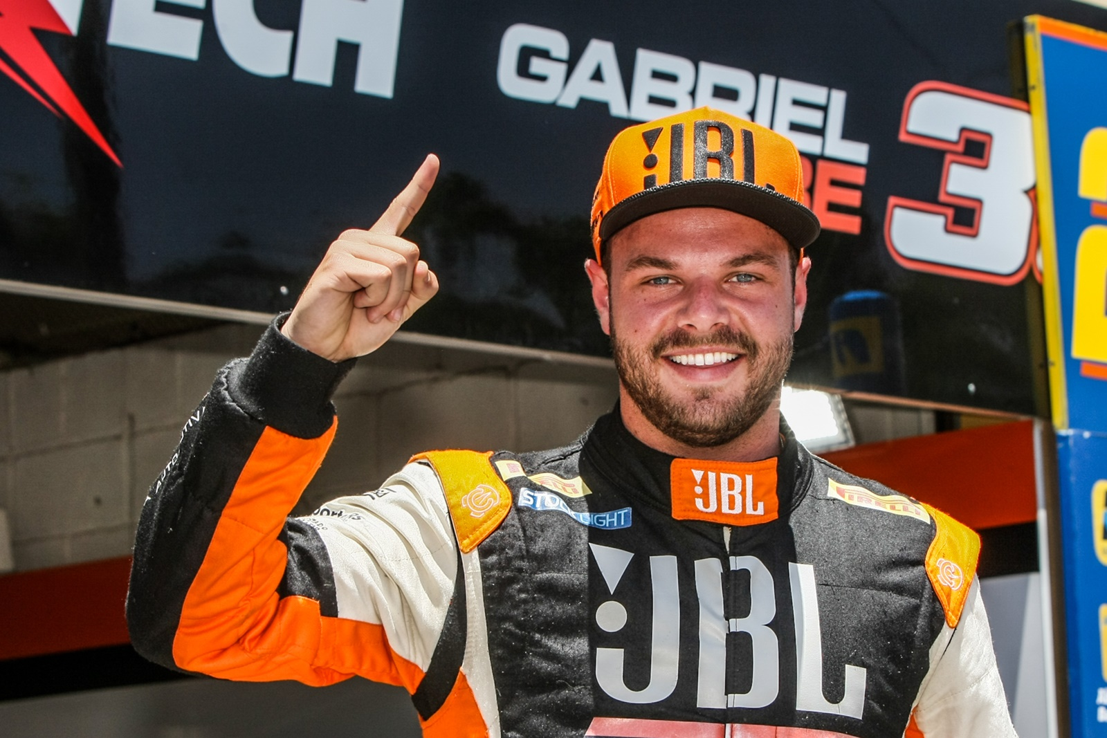 Photo of Stock Light – Gabriel Robe volta para a Motortech Competições