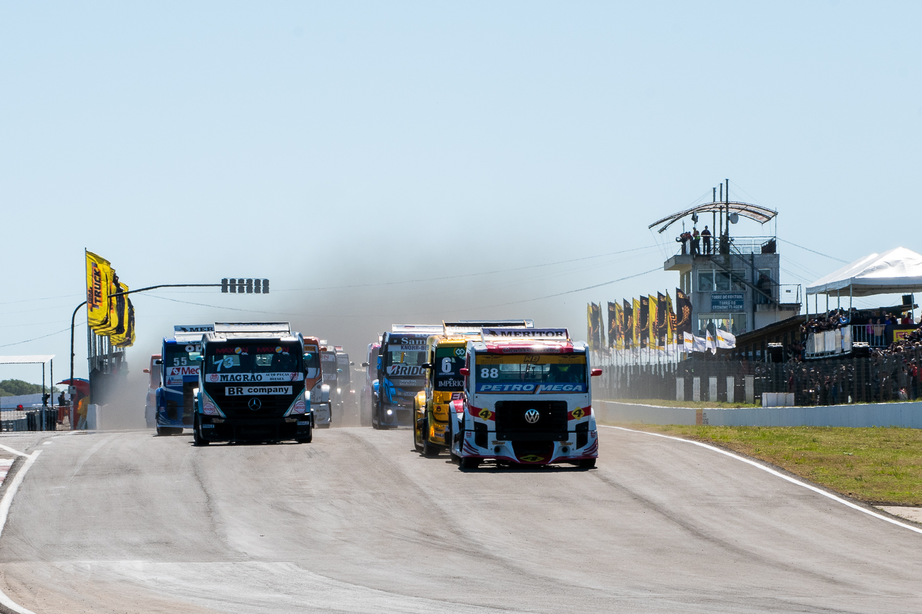 Photo of Truck – Cascavel volta a receber os Brutos da Copa Truck