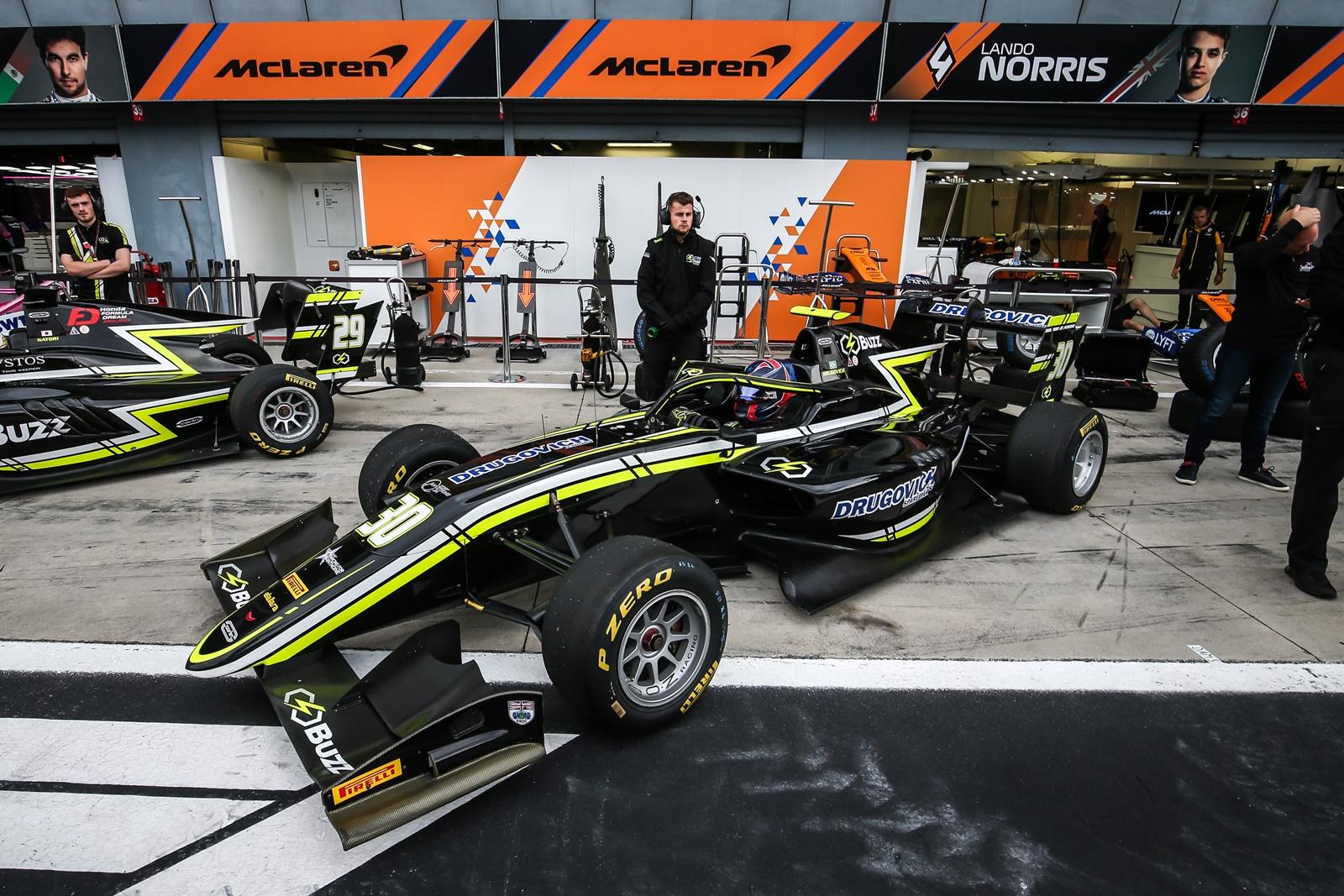 Photo of F3 – Felipe Drugovich marca participação na 7ª etapa da Fórmula 3 FIA com mais de 20 ultrapassagens