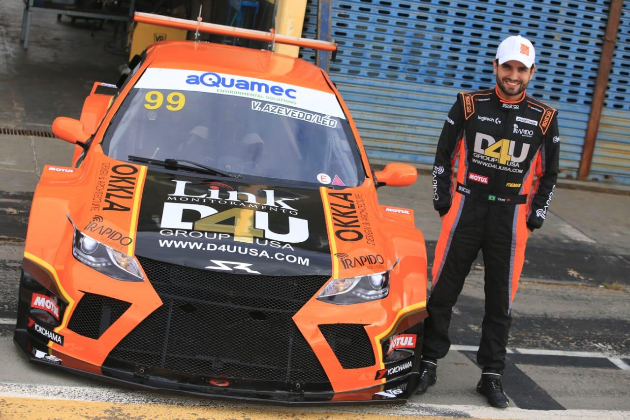 Photo of Sprint Race – Piloto paraense Vinny Azevedo lidera campeonato Sprint Race Brasil, após etapa em Londrina