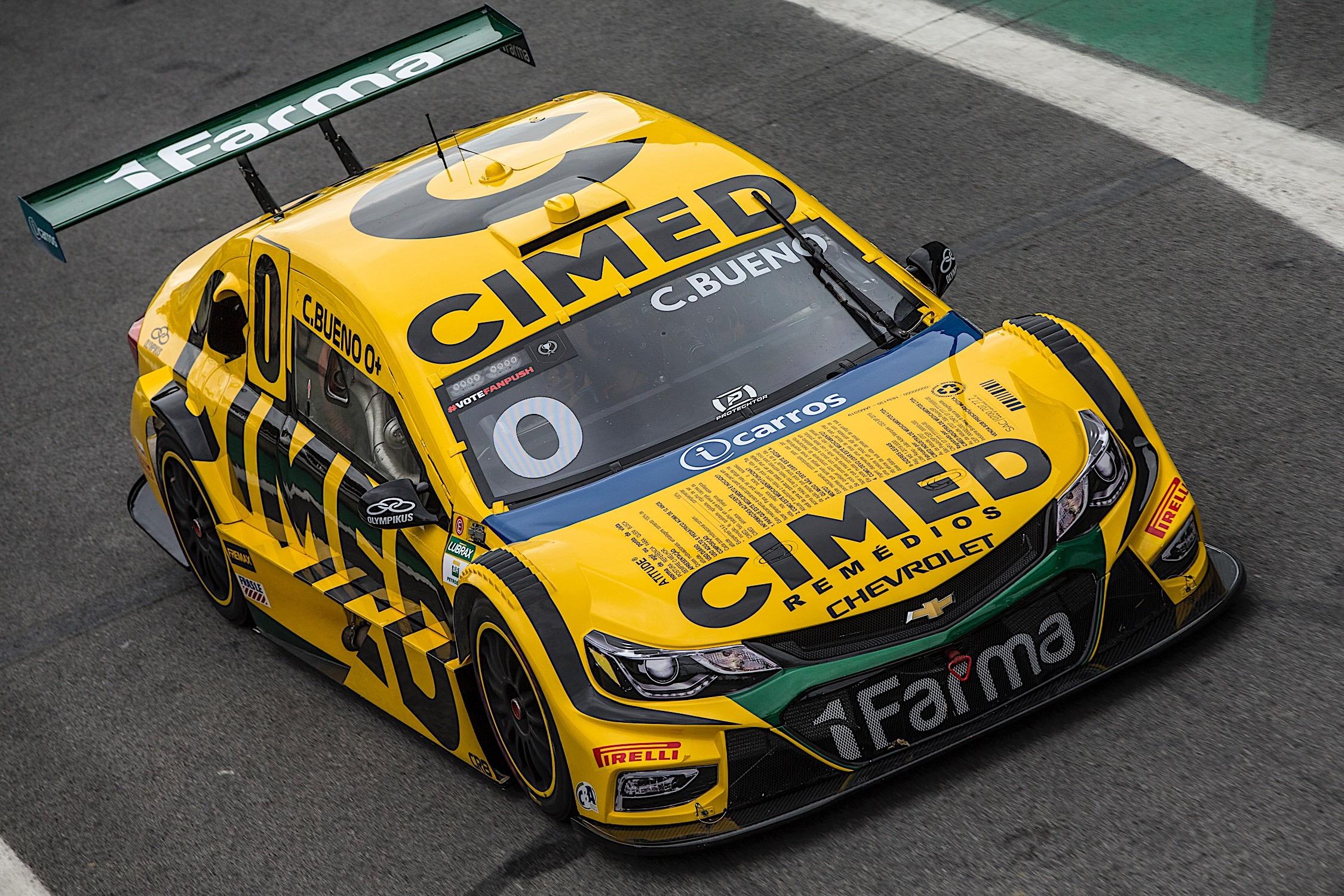 Photo of Stock Car – Volta ao Velopark, onde Cacá Bueno é recordista e Cimed Racing tem histórico de vitórias