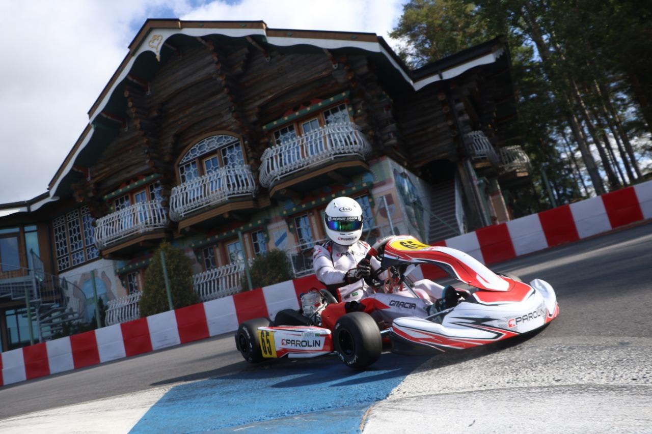 Photo of Kart – Após estreia no Mundial de Kart, Ricardo Gracia retorna ao Brasil para desafio no Paulista Light