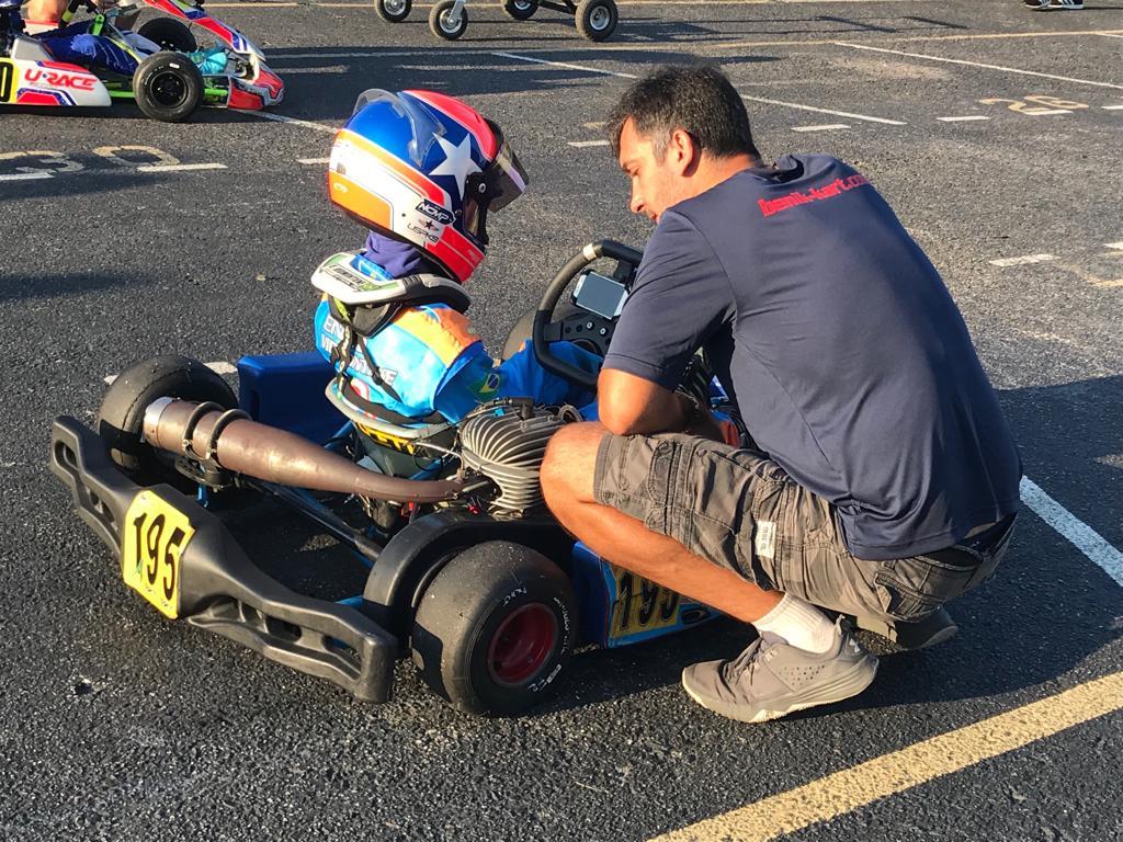 Photo of Kart – Em temporada de conquistas nos EUA, Enzo Vidmontiene garante mais um pódio em Orlando