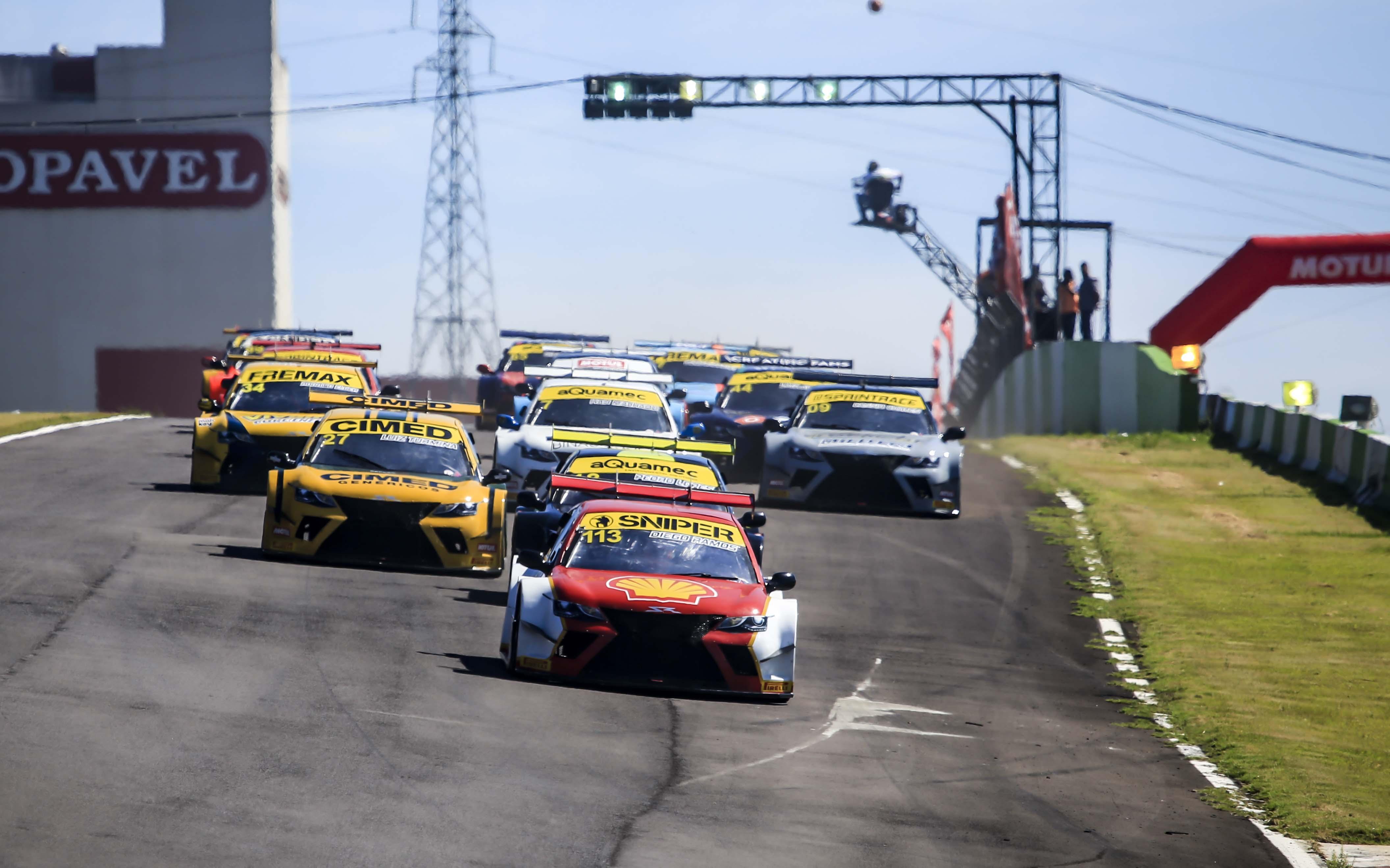 Photo of Sprint Race –  Vamos invadir Cascavel em 15 dias