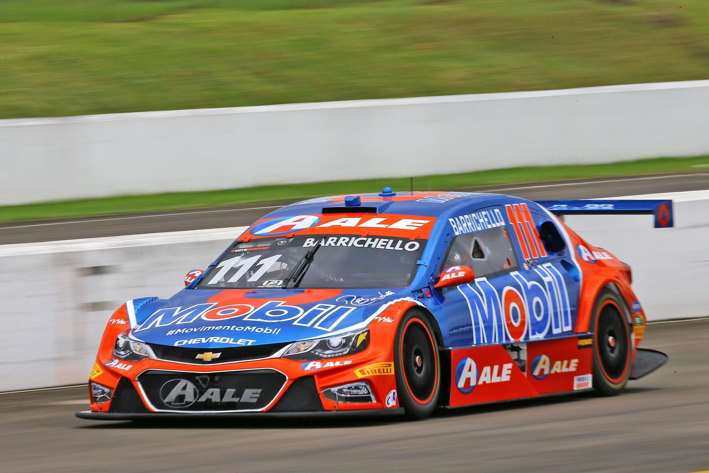 Photo of Stock Car – Barrichello supera adversidades dos treinos iniciais e larga em sétimo no Velopark