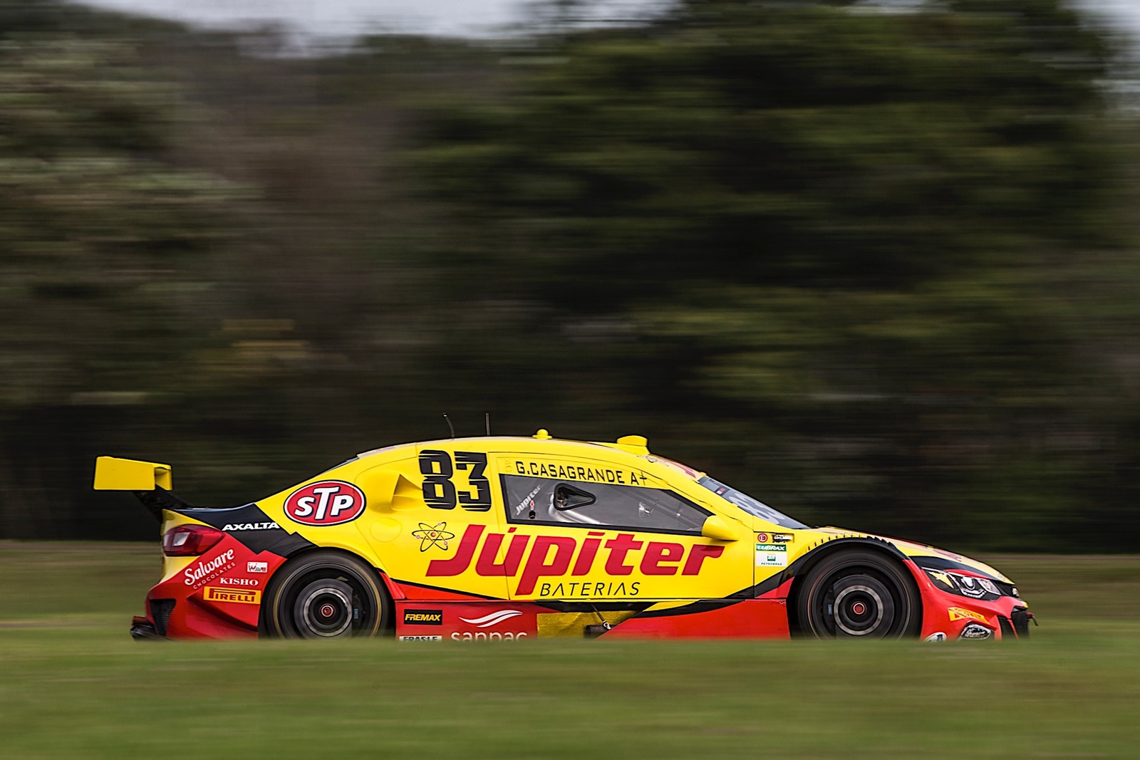 Photo of Stock Car – Gabriel Casagrande conquista quarto pódio na temporada com a Crown Racing