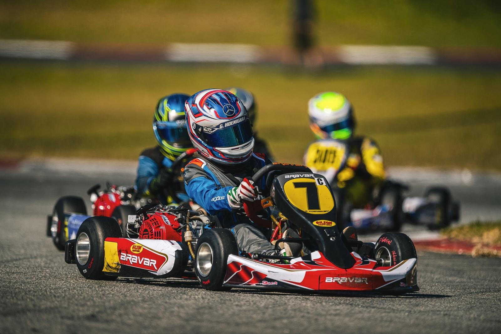 Photo of Kart – Gabriel Koenigkan disputará o SKUSA em Las Vegas como prêmio por liderança na Copa São Paulo Light
