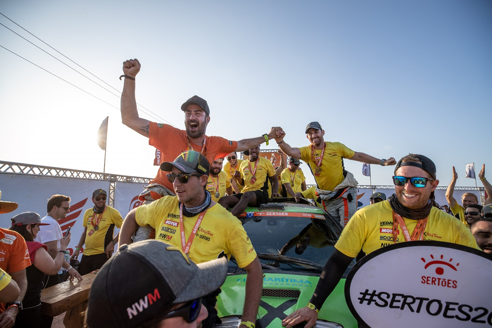 Photo of Rally – A bordo da Husqvarna FE 501, Fabrício Bianchini retorna ao Brasileiro de Rally Baja em semanas