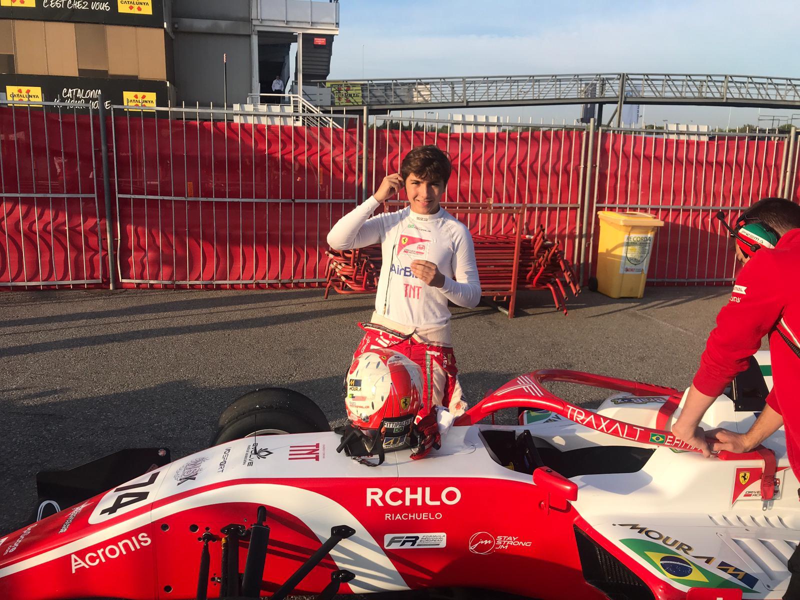 Photo of F3 – Patrocinadora de Senna na F3, Riachuelo volta a apoiar jovem talento do esporte: Enzo Fittipaldi