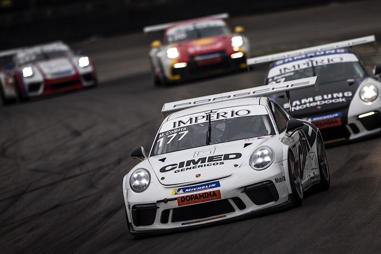 Photo of Porsche Cup – Marcel Coletta segue temporada de destaque na Porsche Cup e conquista mais um pódio em Interlagos