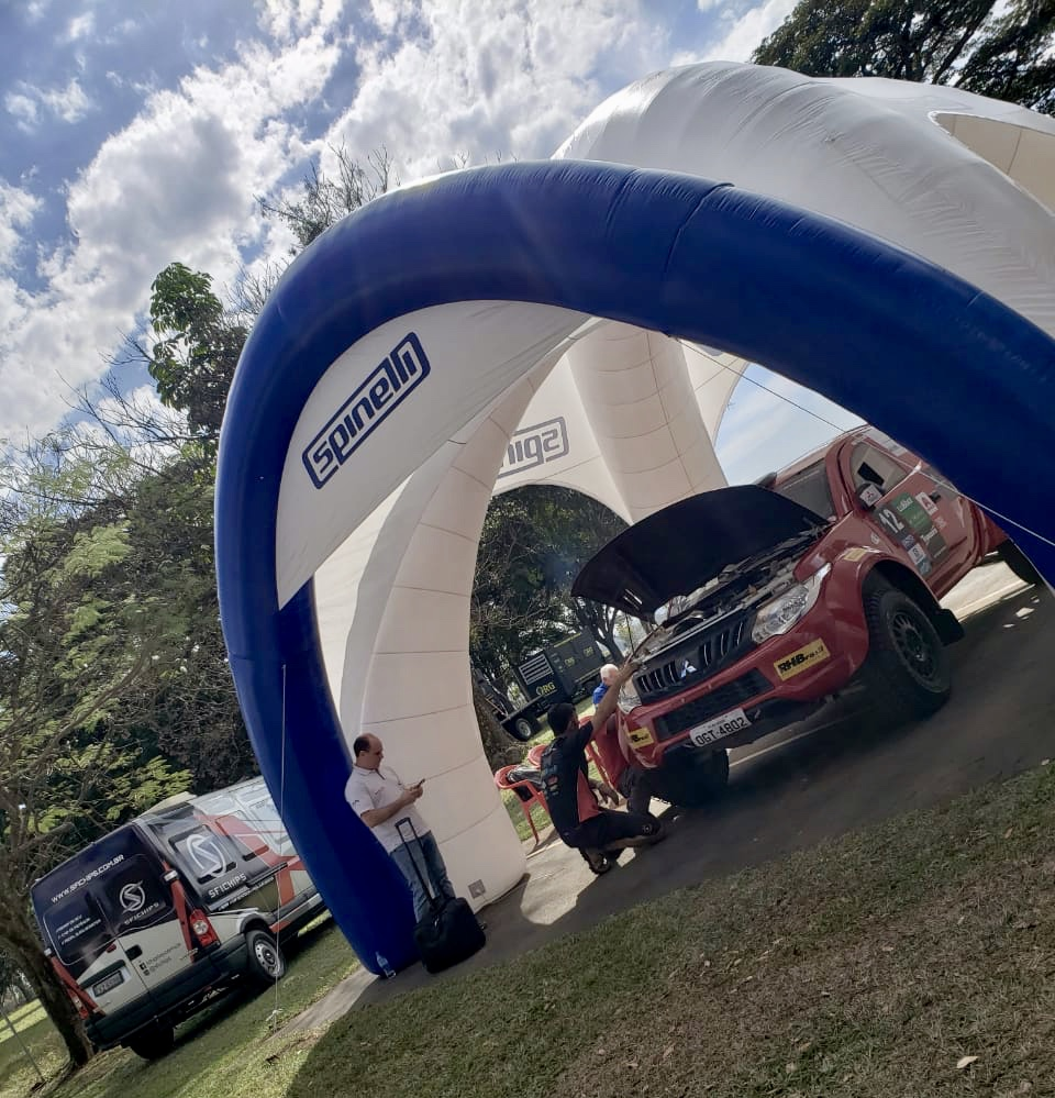 Photo of Rally – Parceria entre SFI CHIPS e Spinelli Racing promete mais performance nas Mitsubishi L200 Triton R