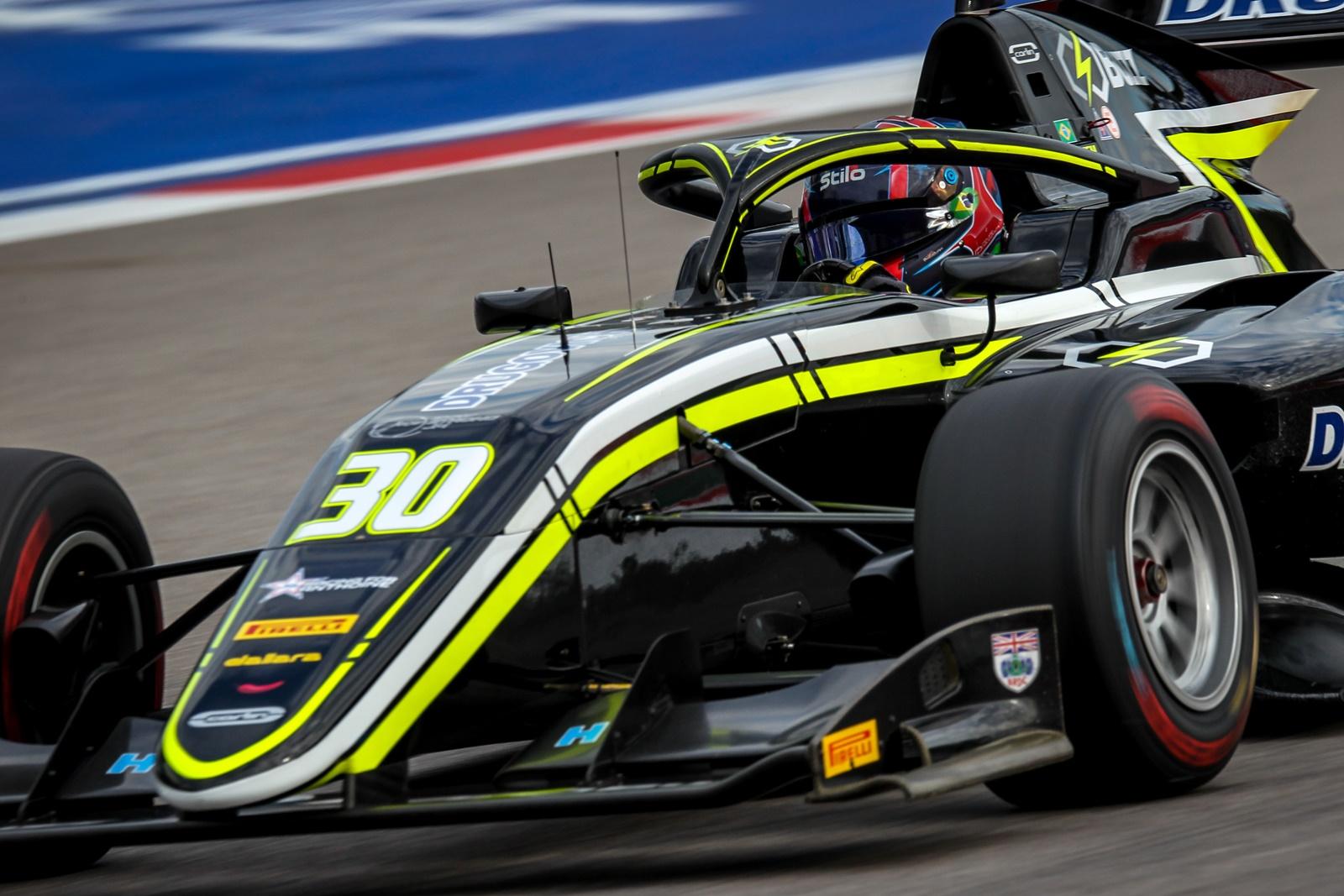 Photo of F3 – Felipe Drugovich abre a 6ª fila do grid de largada para a última etapa da Fórmula 3 FIA, na Rússia