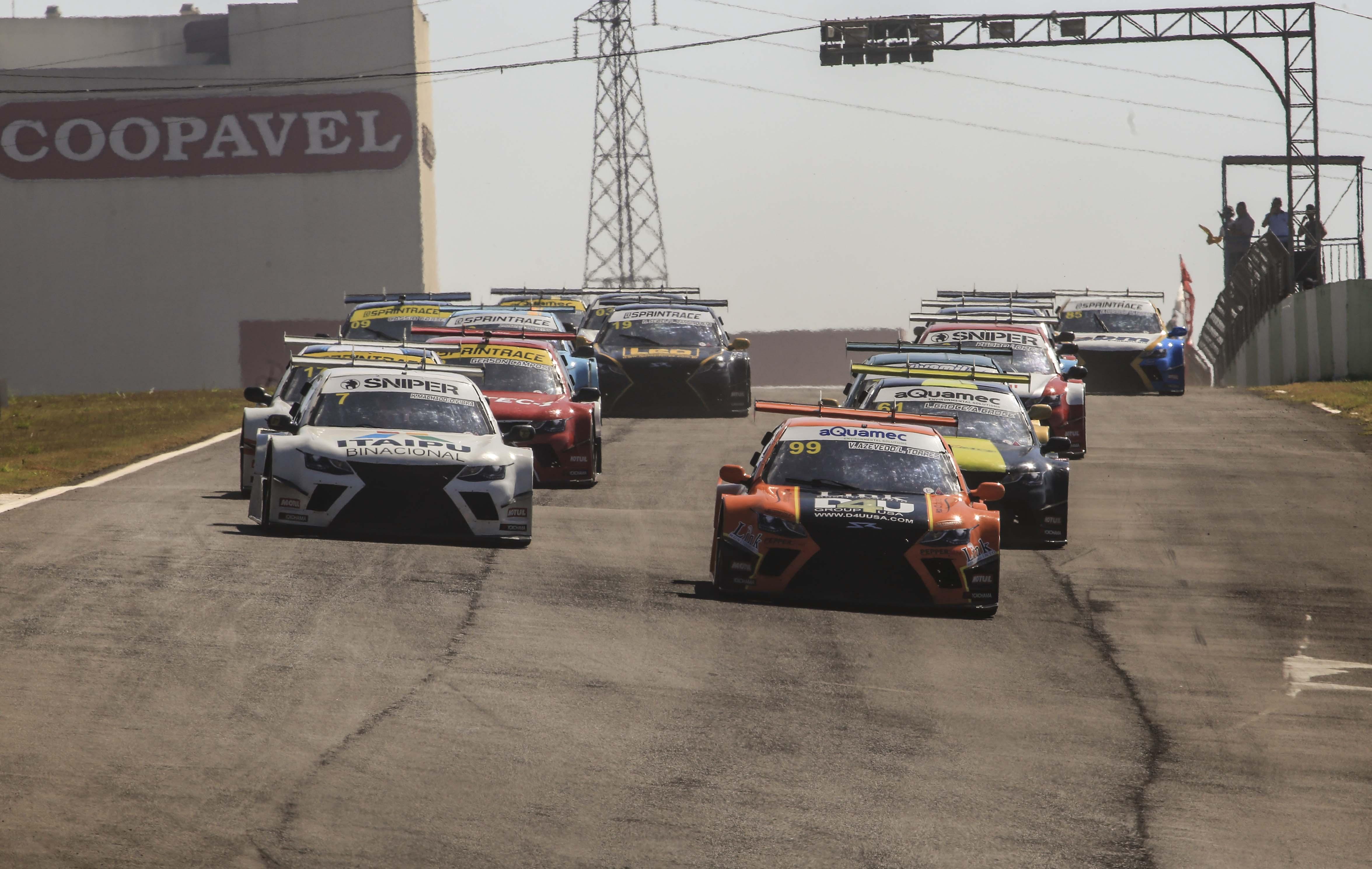 Photo of Sprint Race – Corridas em Cascavel foram decididas por milésimos