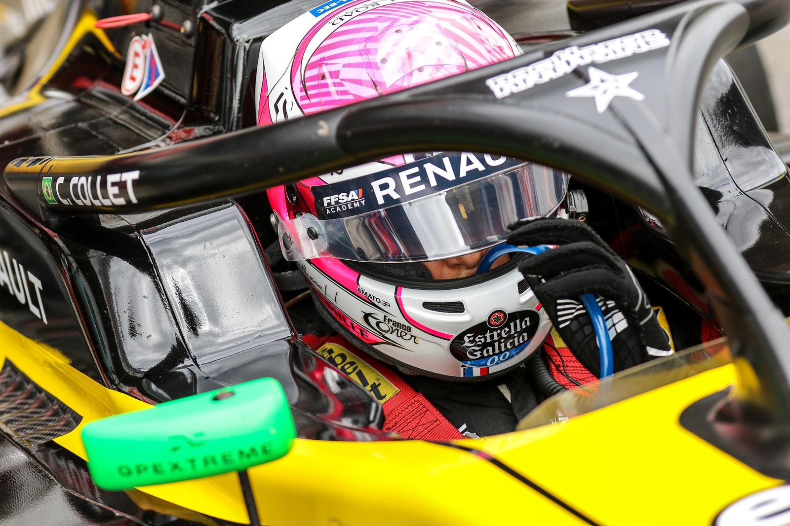 Photo of F-Renault – Collet amplia vantagem entre os estreantes em Barcelona, mas destaca fim de semana difícil