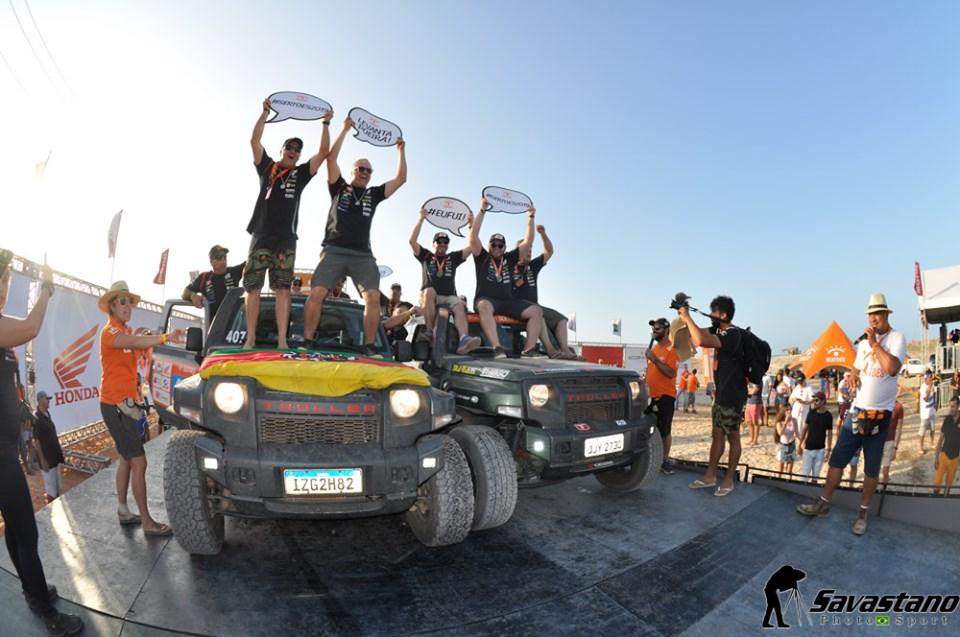 Photo of Rally – GS Racing e Trancos & Barrancos são campeãs do Sertões no Rally Regularidade