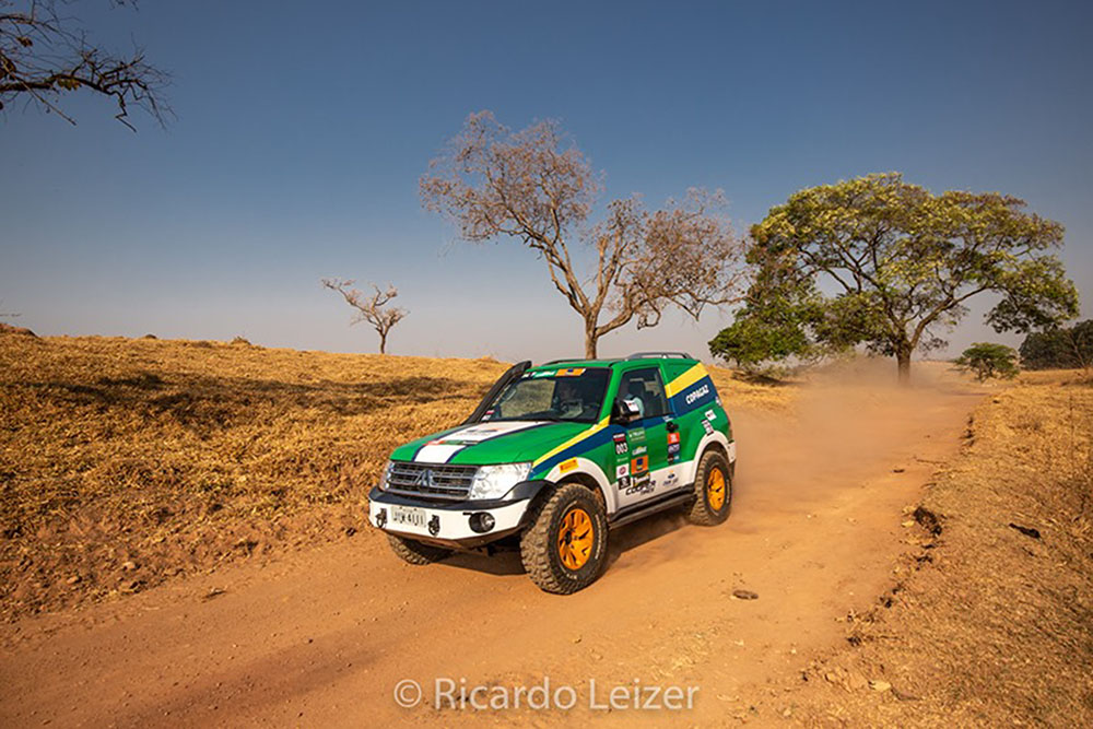 Photo of Rally – GS Racing vence quarta prova seguida da categoria Master no Mitsubishi Motorsports