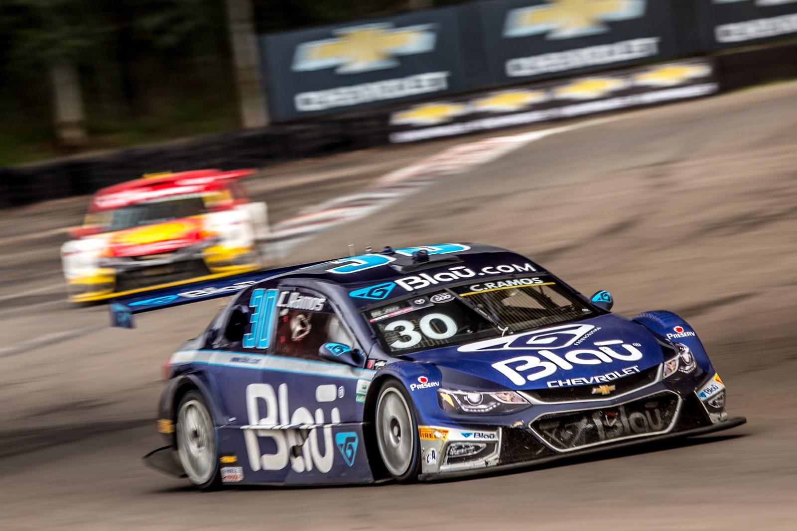 Photo of Stock Car – gaúcho Cesar Ramos domina primeiro treino livre da etapa do Velopark