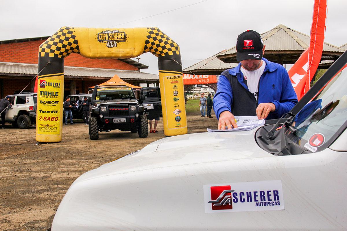 Photo of Rally – Copa Scherer 4×4 Carbon Free promove sua melhor prova da temporada em Curitibanos