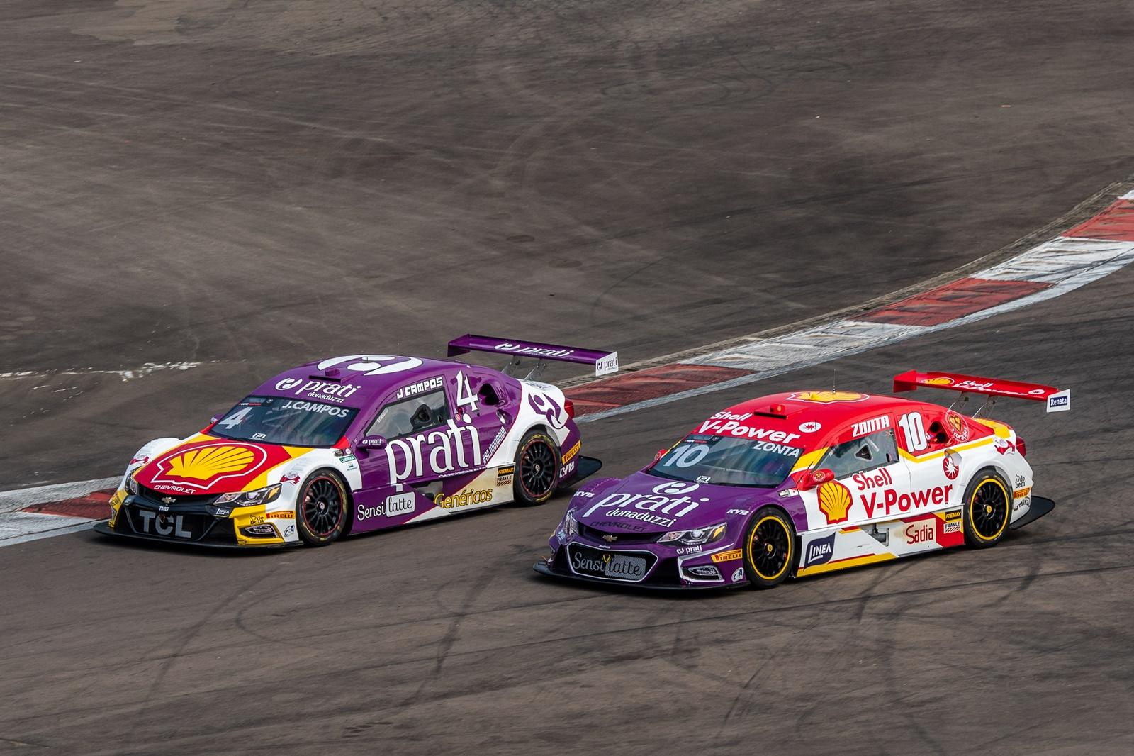 Photo of Stock Car – Em dia de ação em prol dos transplantes de órgãos, Shell termina o domingo com pontos no Velopark