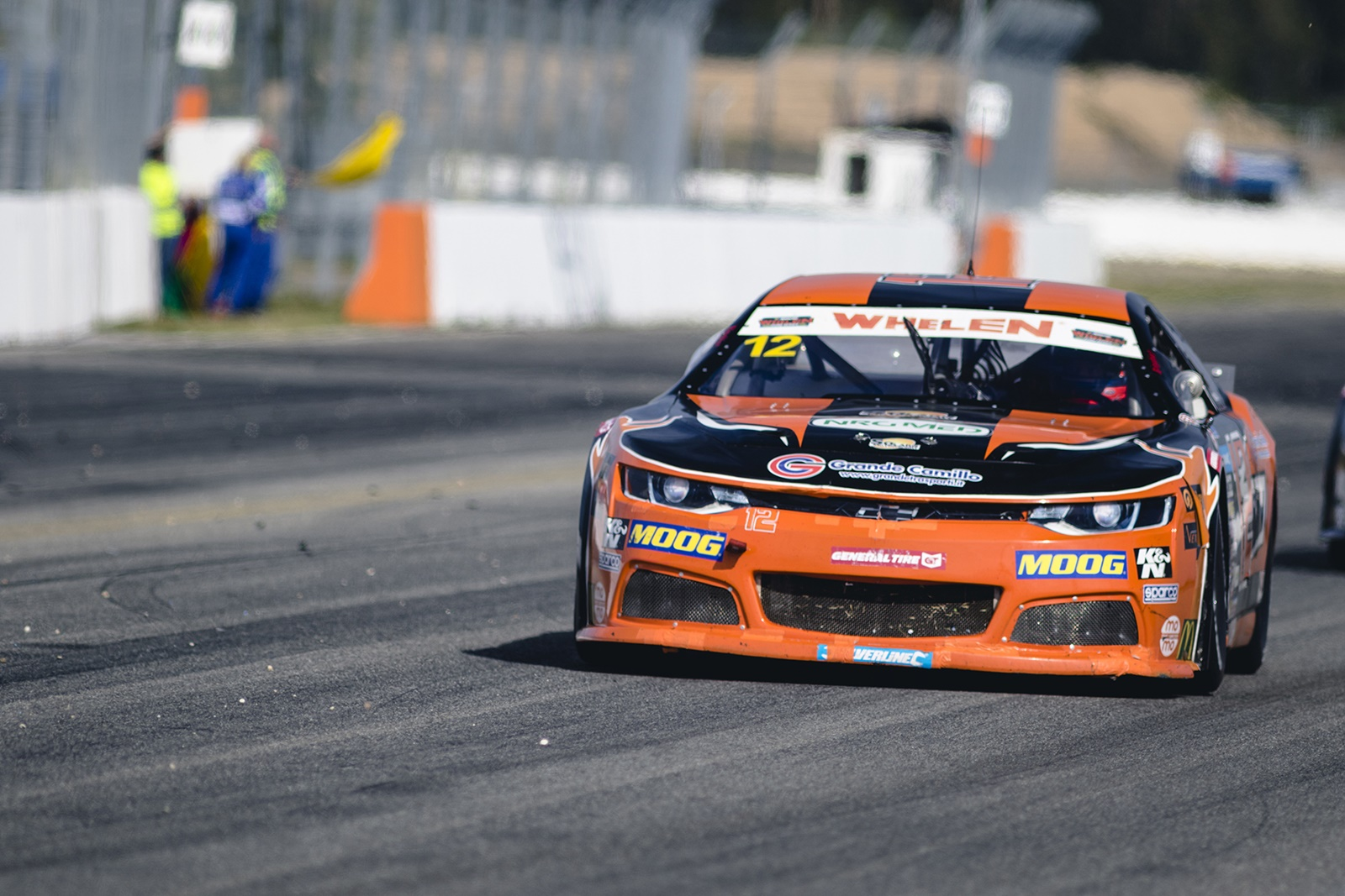 Photo of Euro Nascar – Solaris Motorsport na Bélgica para as Whelen Euro Finals Series da NASCAR
