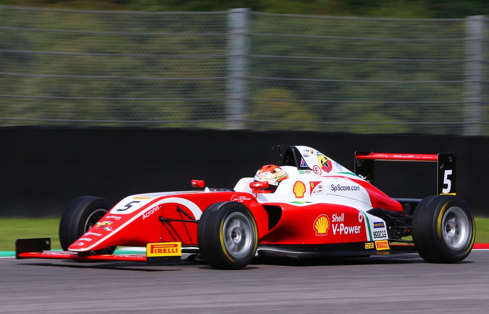 Photo of F4 – Gianluca Petecof termina rodada do Italiano de Fórmula 4 com mais um top5 em Mugello