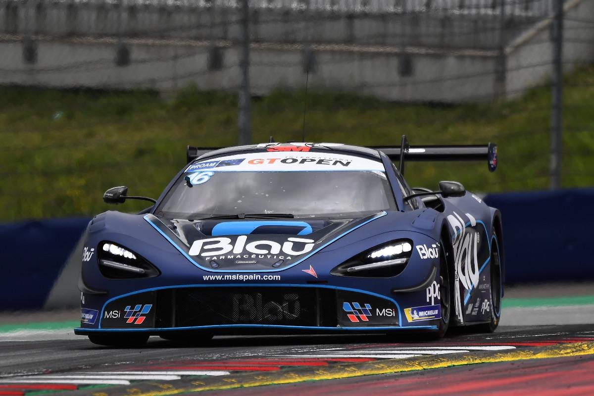 Photo of GT Open – Marcelo Hahn e Allan Khodair vão à final em Monza para colocar a Mclaren no TOP3 do campeonato