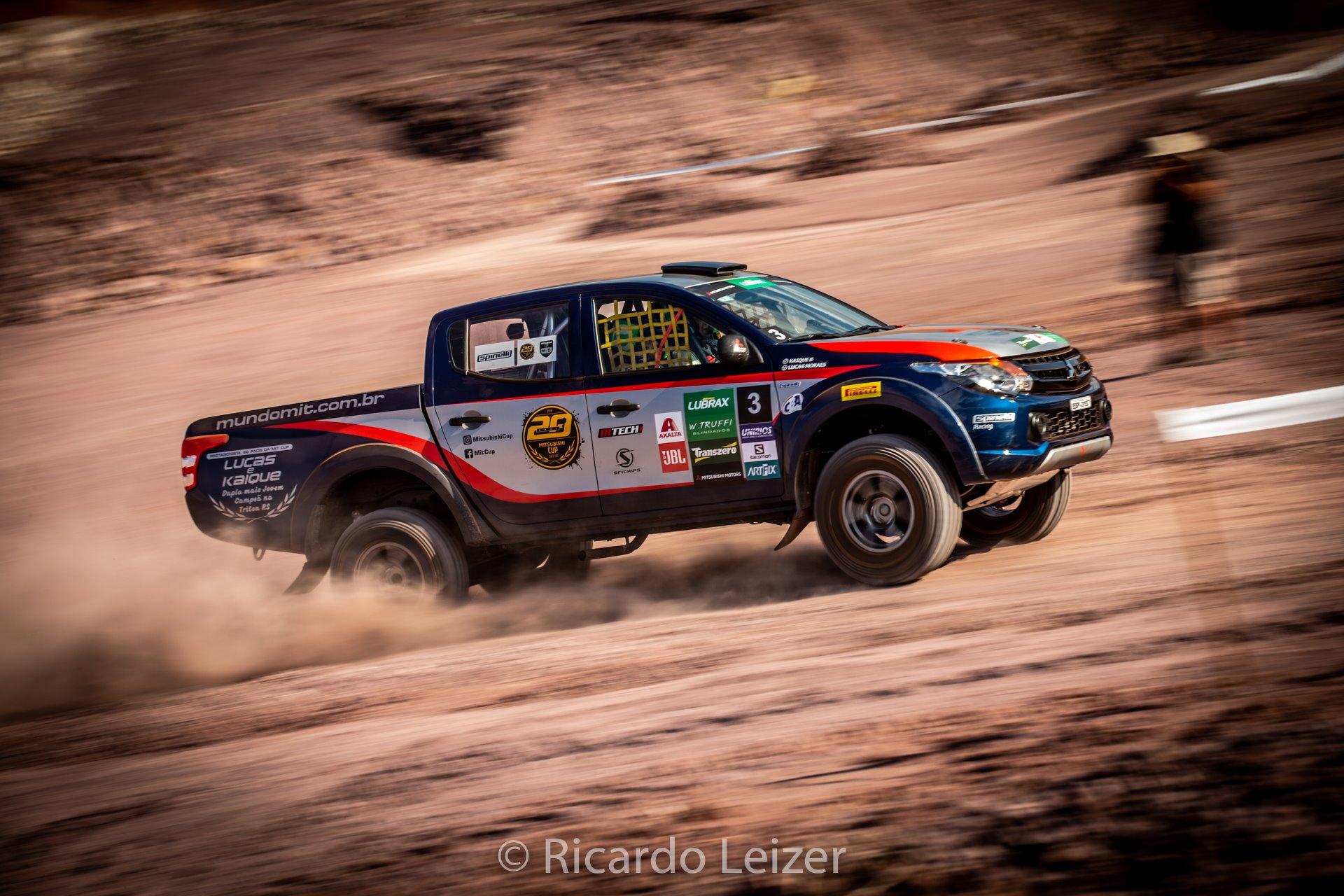 Photo of Rally – Mitsubishi Cup: Campeões do Sertões aprovam a L200 Triton Sport R, com as soluções da SFI CHIPS