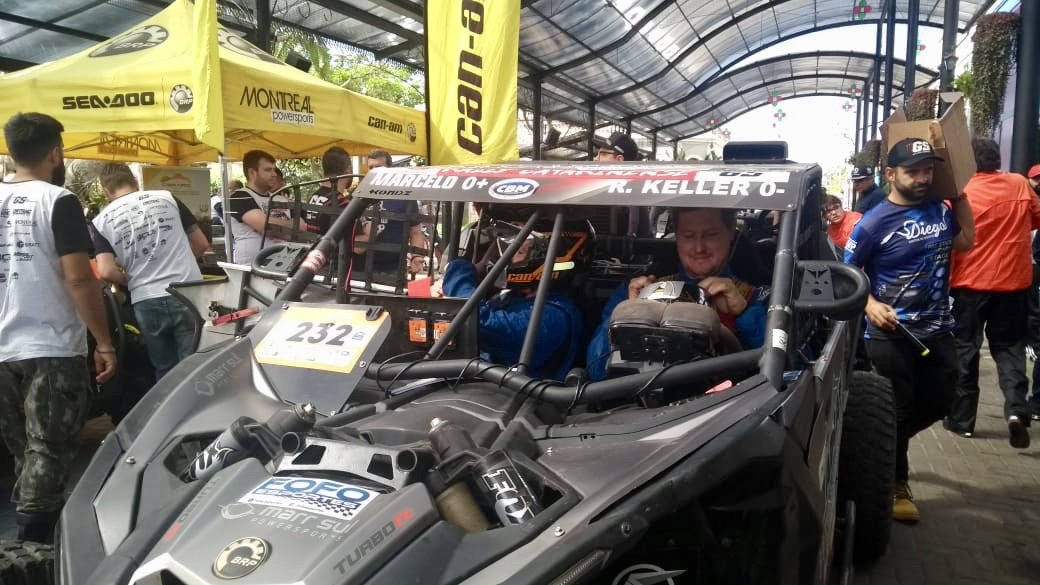 Photo of Rally – Em Nova Veneza (SC), SFI CHIPS UTV Team com Keller/Ritter conquista título por antecipação