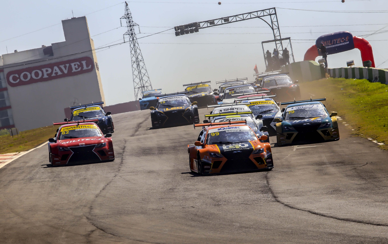 Photo of Sprint Race – Vinny Azevedo e Léo Torres conquistam dois pódios e seguem líderes da GP