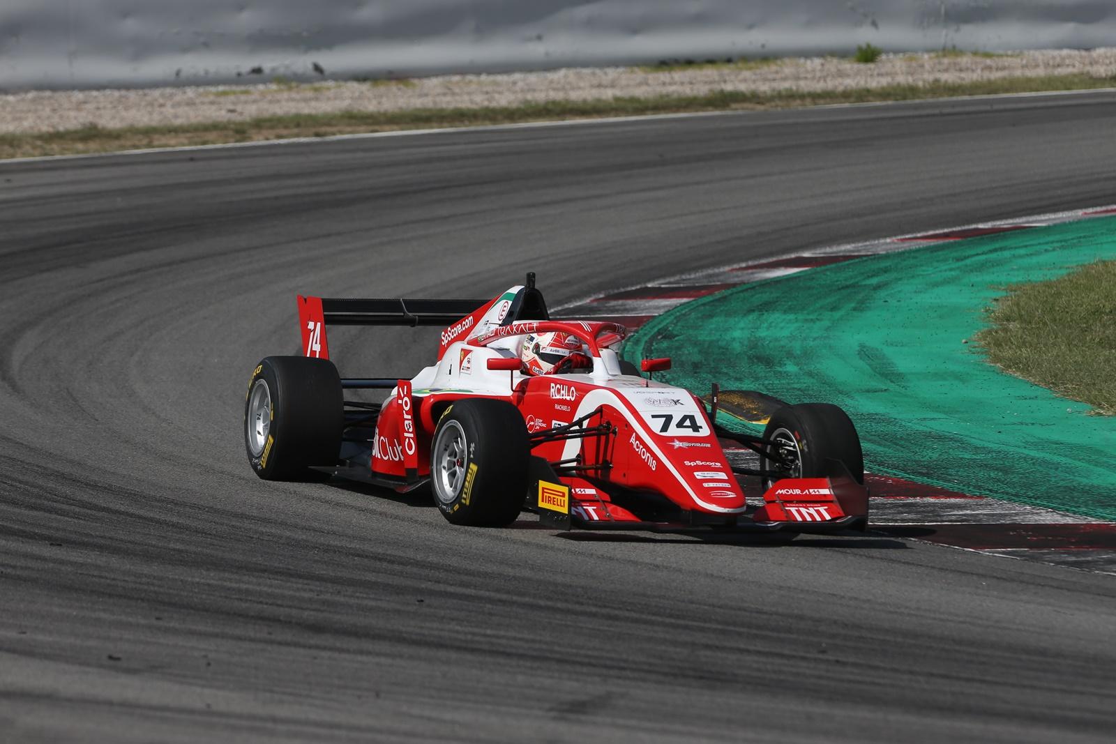 Photo of F3 – Enzo Fittipaldi volta a correr em Mugello, onde foi campeão da F4 Italiana