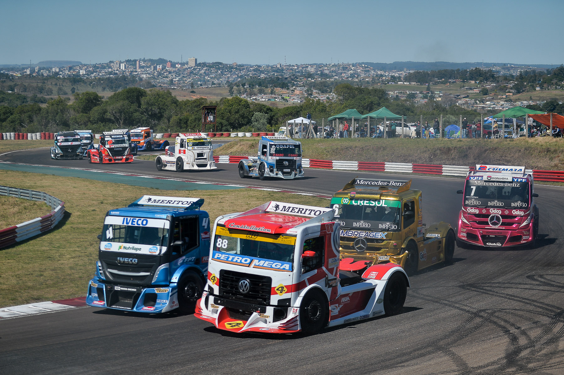Photo of Truck – Com o maior grid do ano em Cascavel