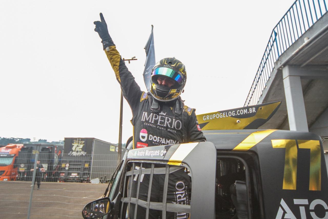 Photo of Truck – André Marques conquista primeira pole da carreira em Cascavel