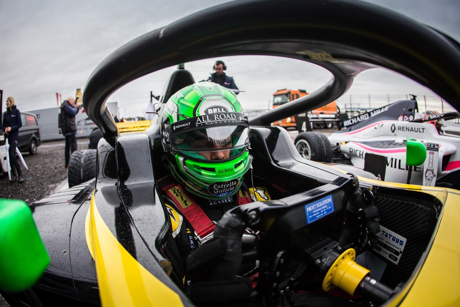 Photo of F-Renault – Caio Collet é campeão entre os estreantes na temporada 2019 da F-Renault Eurocup