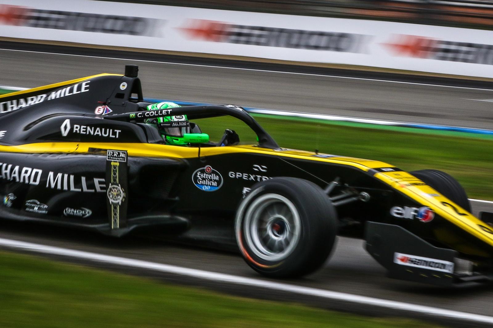 Photo of F-Renault – Campeão antecipado entre os estreantes, Collet encerra etapa de Hockenheim com mais um pódio