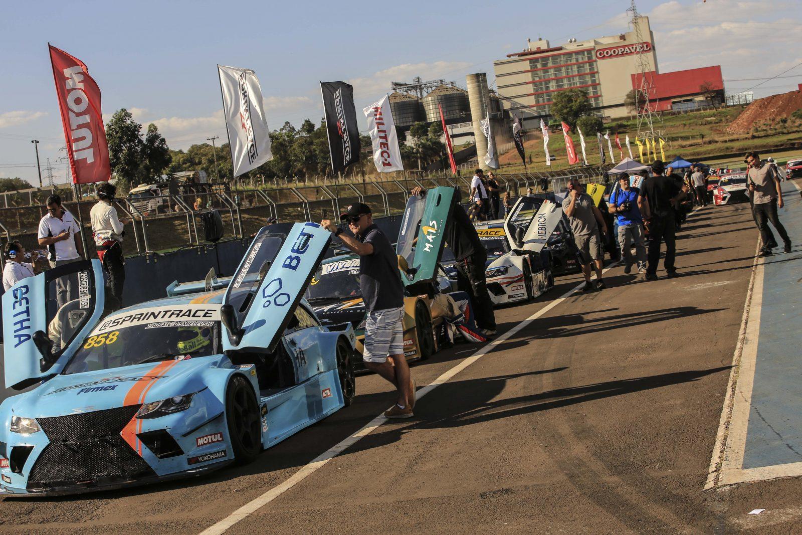 Photo of Sprint Race – Retorno às pistas sera na próxima semana com duas corridas no Uruguai