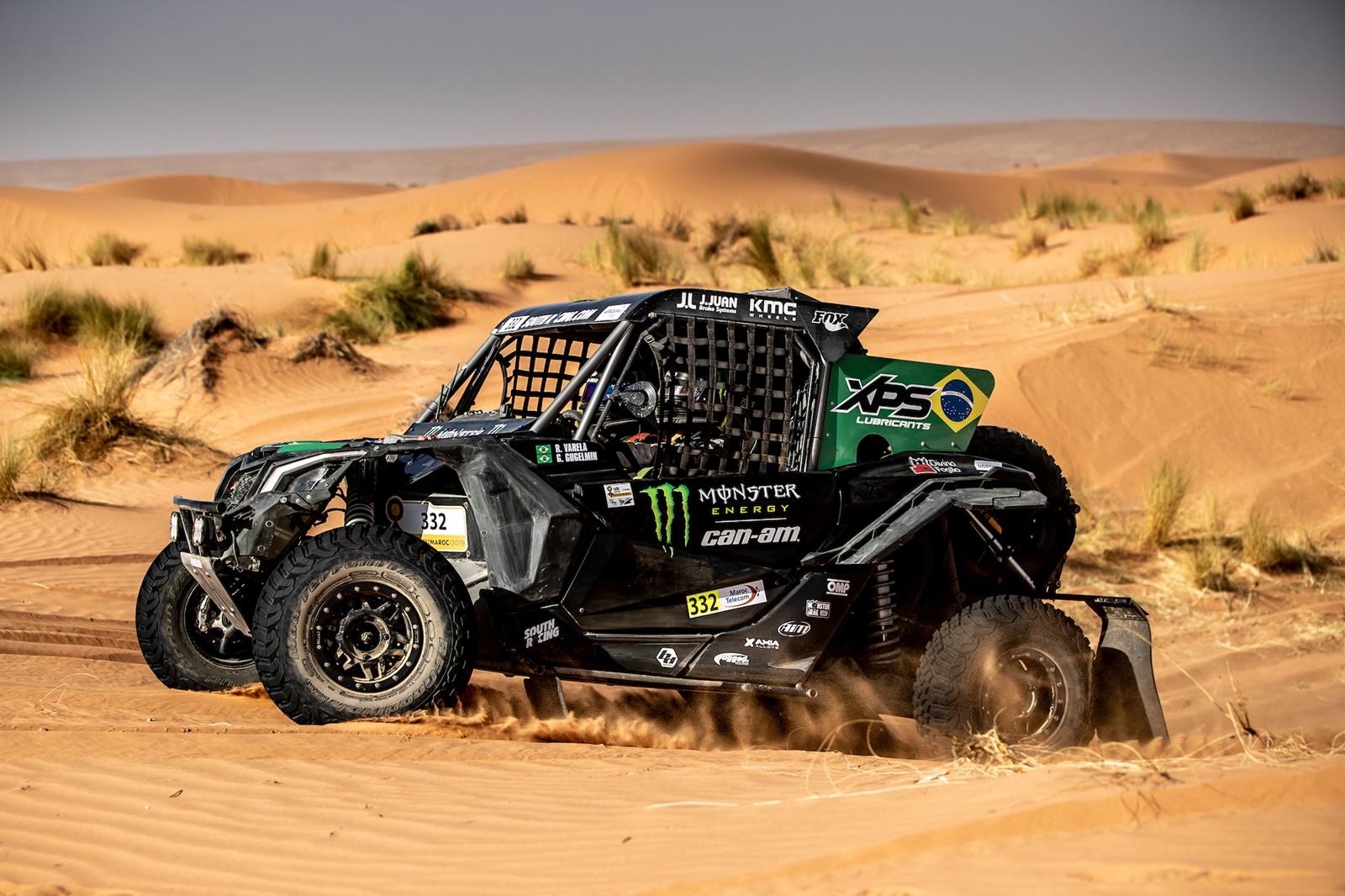 Photo of Rally – Brasileiros vencem etapa no Marrocos e sobem na classificação