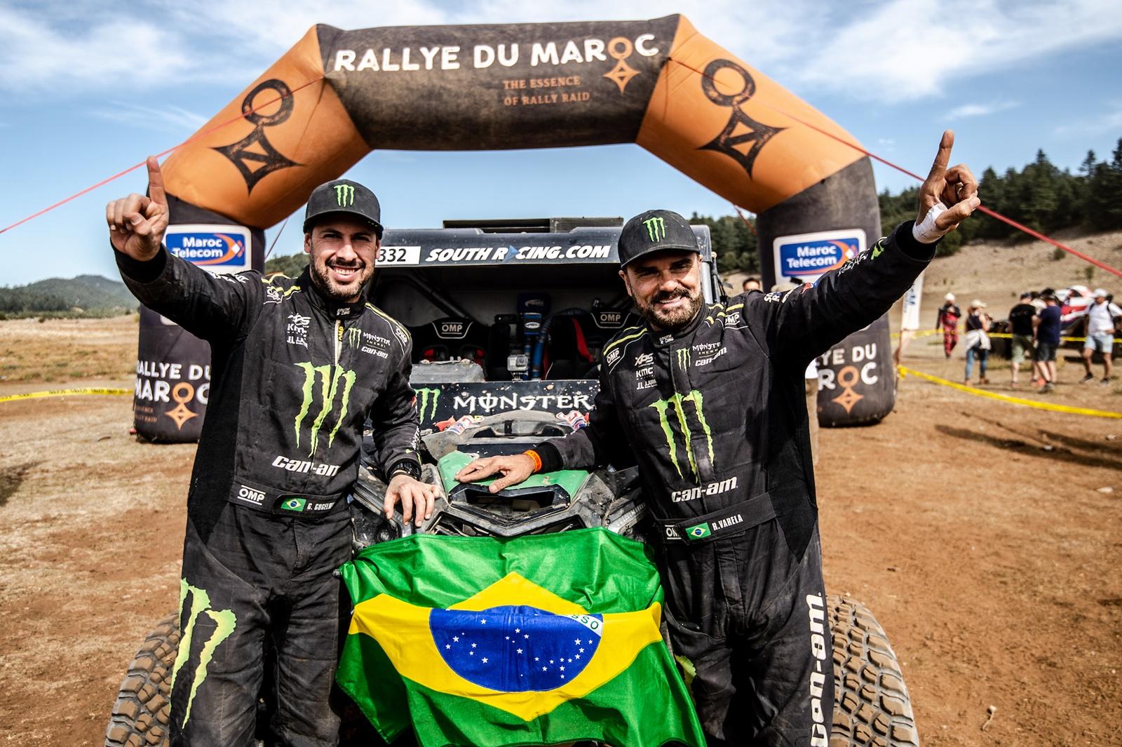Photo of Rally – Com vitória no Marrocos, brasileiros conquistam tri mundial